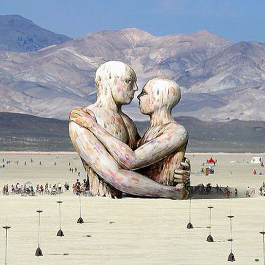 15 Burning Man Instagrams That Prove FOMO Is Very, Very Real #refinery29  http://www.refinery29.com/2014/08/73755/burning-man-2014-pics#slide1  Hold on, this is real? Yep.