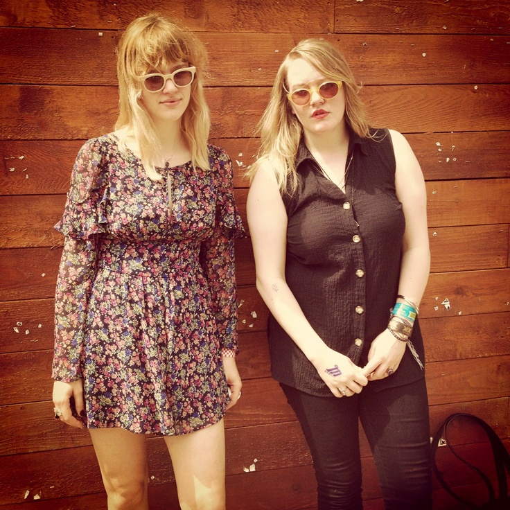 Bleached at SXSW 2012