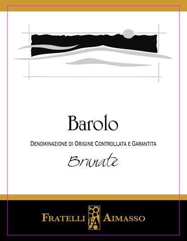 Aimasso Barolo Brunate 2010