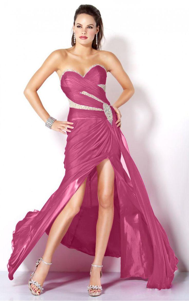 Mejores 51 imágenes de Prom Dresses en Pinterest   Vestidos formales ...