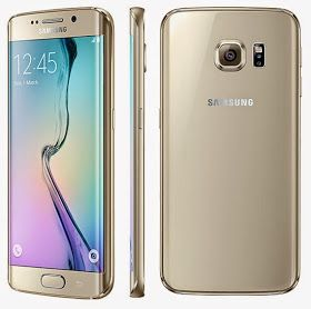 Spesifikasi dan Harga Samsung Galaxy S6 edge 32GB SM-G925F April 2015