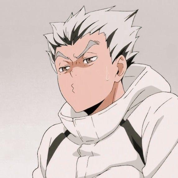 bokuto icon haikyuu anime bokuto