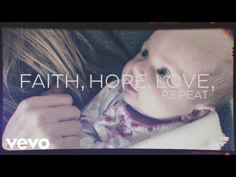 'Faith Hope Love Repeat' - Brandon Heath Song For Daughter - Christian Music Videos