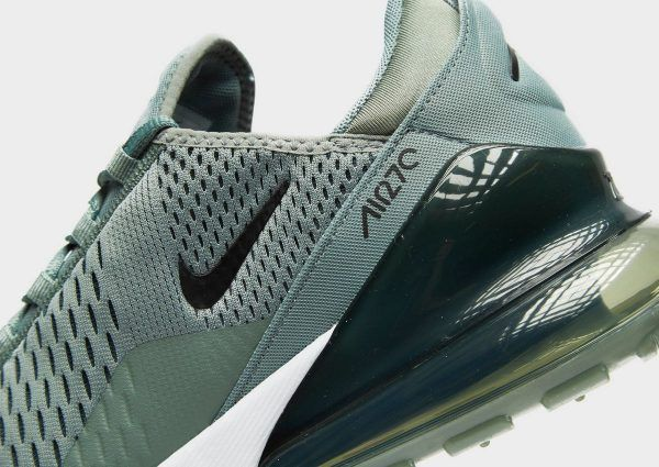 837893e54 Nike Air Max 270 Green - Stylish Sneakers - SportStylist in 2019 ...