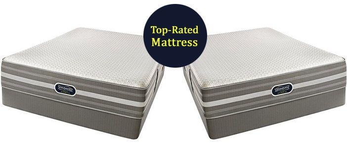 Simmons Beauty Rest Recharge Hybrid Plush Air Cool Gel Mattress Review