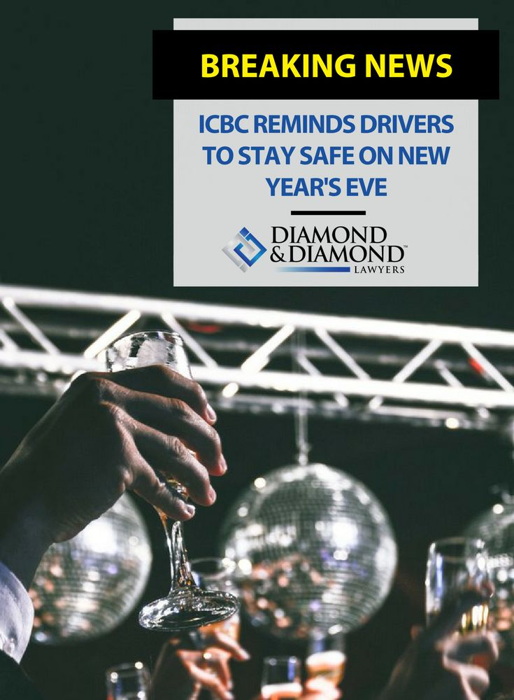 #ICBC wants to remind drivers to stay safe and plan ahead this #NewYearsEve.