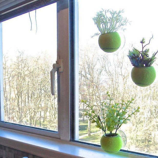 Designer MacGyver: 6 Easy Ways to Reuse Tennis Balls (http://blog.hgtv.com/design/2013/09/16/designer-macgyver-6-easy-ways-to-reuse-tennis-balls/?soc=pinterest)