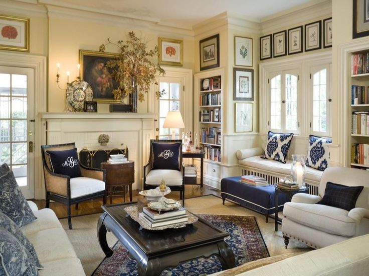 156 best Living room images on Pinterest English interior - traditional living room ideas