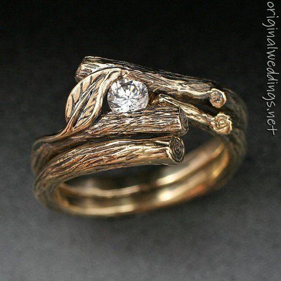 Unique wedding ring!