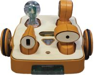 KinderLab creates toys for young children that promote learning of #robotics & technical skills in a playful way.
