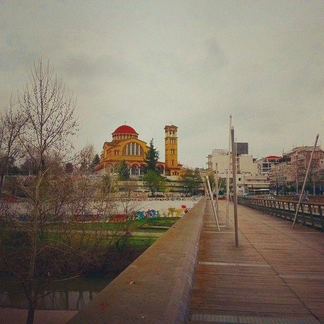 """""""Στης Λαρίσης το ποτάμι... http://youtu.be/ARrcd0fjs2c #Πηνειός #Λάρισα #Θεσσαλία  #Pinios #Larissa #Thessaly"""""""