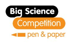 Annual science competition - years 7-12