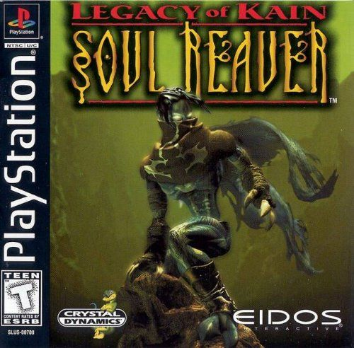 108 best video games ps1 images on pinterest videogames video legacy of kain soul reaver game review fandeluxe Gallery