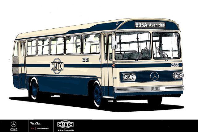 CMTC - Companhia Municipal de Transportes Coletivos