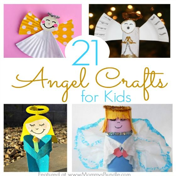 159 best angels images on pinterest christmas ornaments for Christmas crafts for little ones