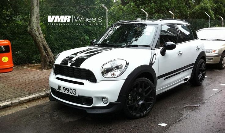 VMR Wheels Mini Cooper Countryman YOU ARE SO BEAUTIFUL TO ME!