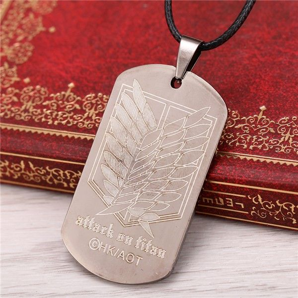 Like and Share if you want this  ATTACK ON TITAN Logo & Survey Corps Emblem Pendant Necklace     Tag a friend who would love this!     FREE Shipping Worldwide     Get it here ---> https://pica-collection.com/attack-on-titans-logo-survey-corps-emblem-pendant-necklace/    #picacollection #shopping #anime #videogames #cinema #fashion