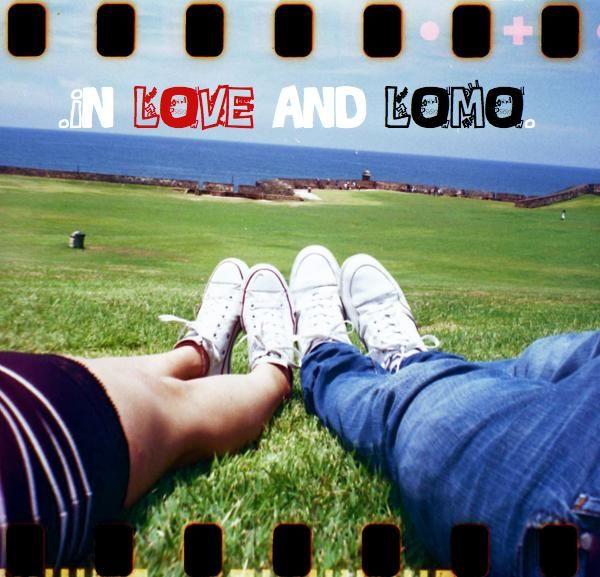 Sometimes love is lo-fi