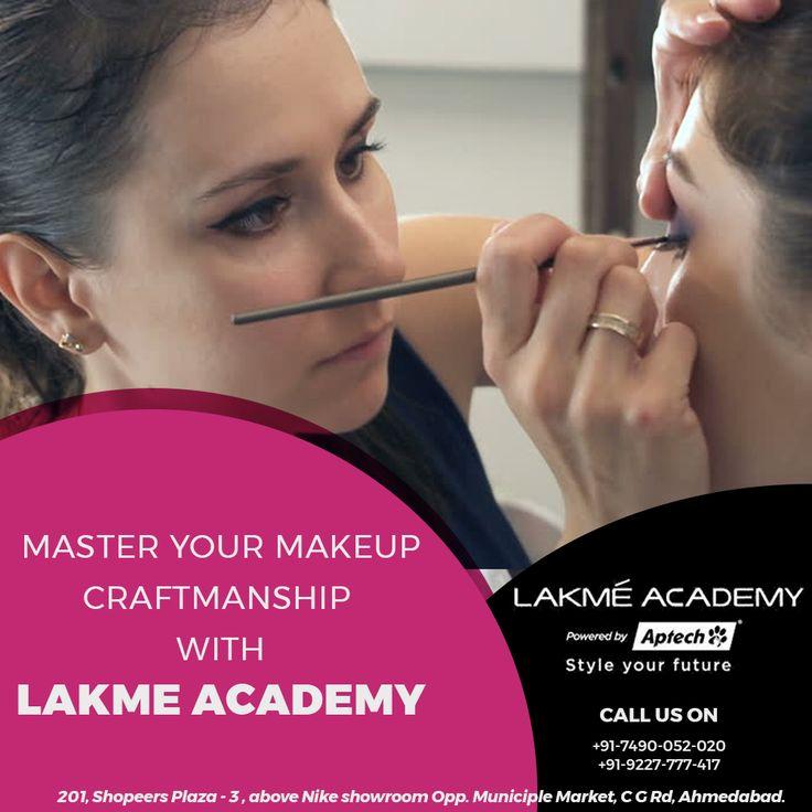 Social Media Post for Lakme Academy