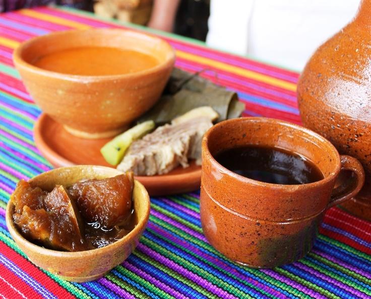 Cocinas Y Recetas Pulique Recado De La Cocina