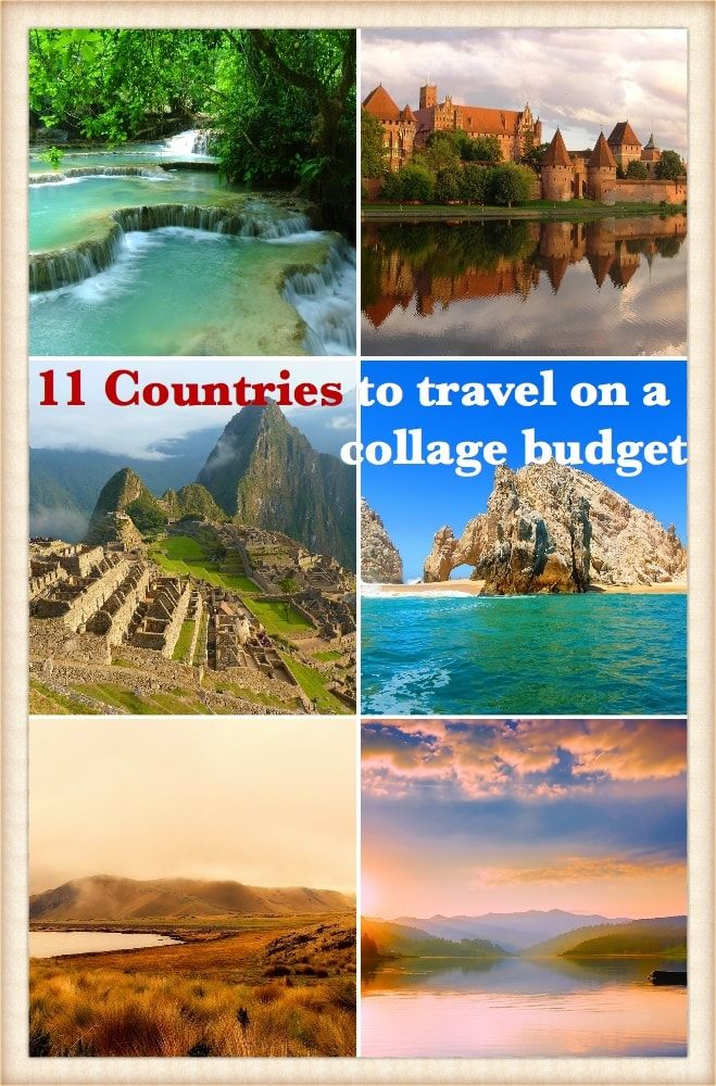11 countries to travel on a college budget | Thailand