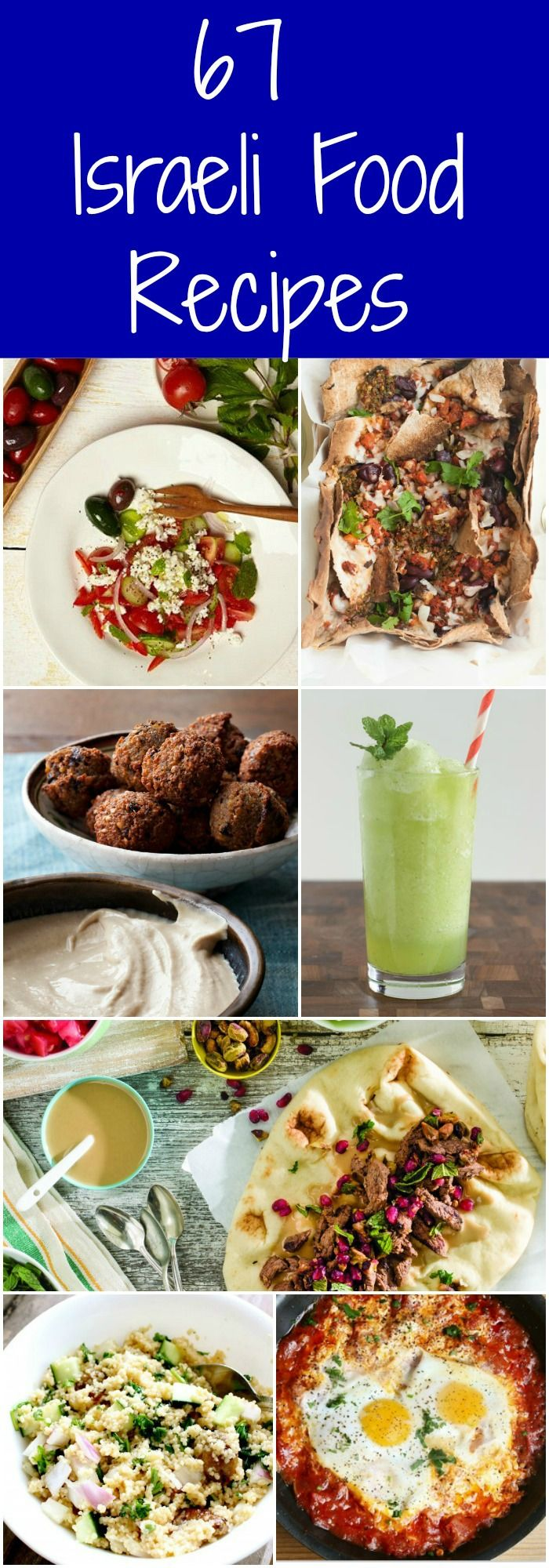 67 Israeli Food Recipes You Need To Try