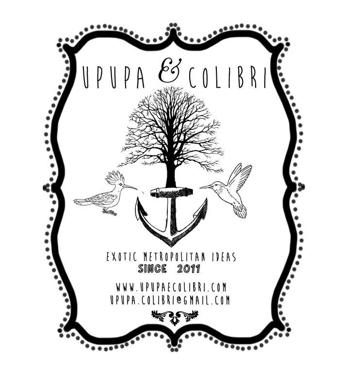 upupa&colibrì logo mood
