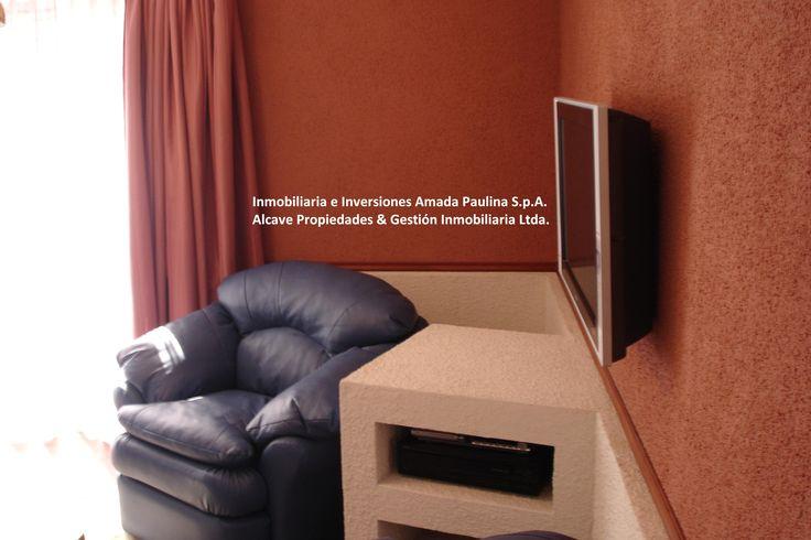 Casa en Viña Oriente. Alcave Propiedades & Gestión Inmobiliaria Ltda.  Inmobiliaria e Inversiones Amada Paulina S.p.A.
