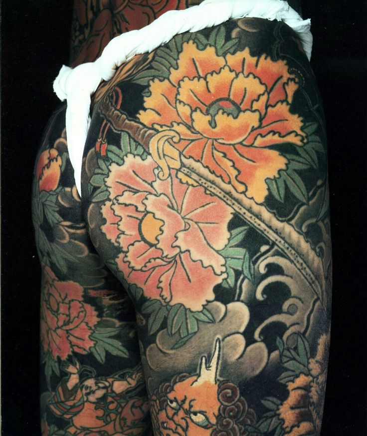 Top Free Oni Irezumi Backgrounds: 34 Best Horiyoshi III Images On Pinterest