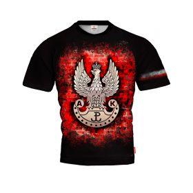 POLSKA AK ARMIA KRAJOWA Koszulka T-Shirt Patriotyczny