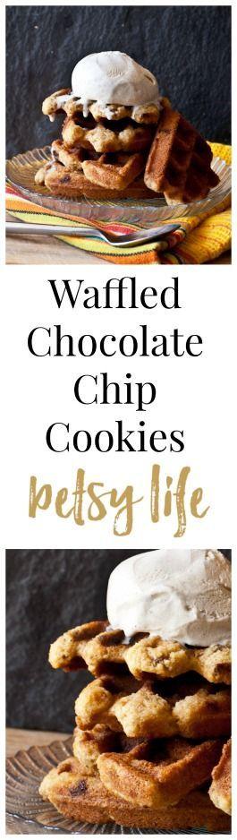 Refrigerator cookie recipes chocolate chip