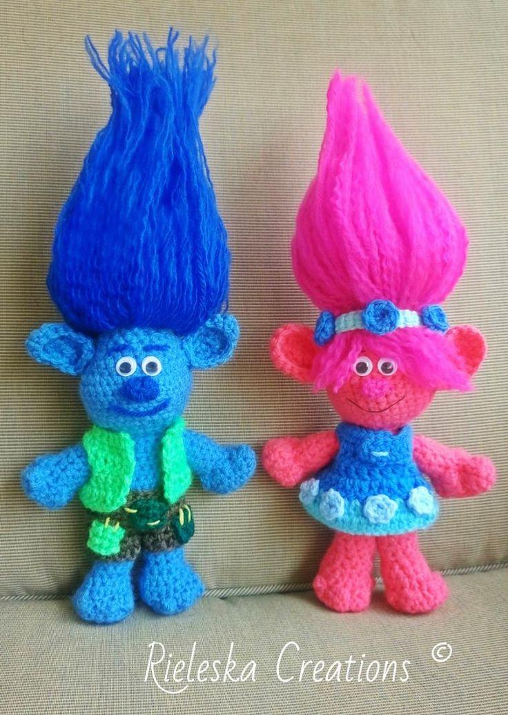 Trolls-Poppy and Branch   Craftsy