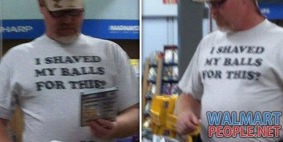 Funny People Of Walmart Pictures