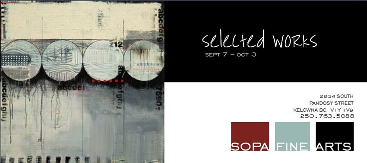 Selected Works - group exhibition
