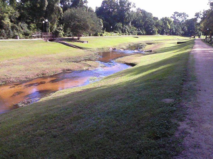 Park in Jasper Texas
