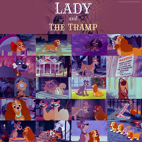 Lady And The Tramp Coloring Book Kids Fun Com: 145 Best Images About Lady And The Tramp On Pinterest