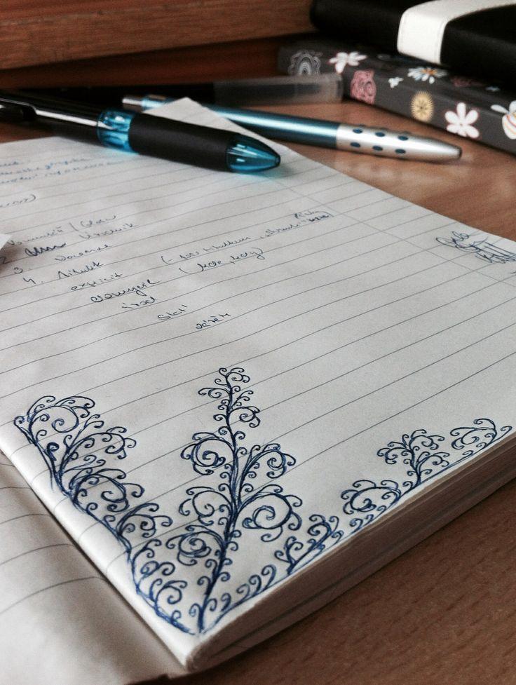 Boring at school...