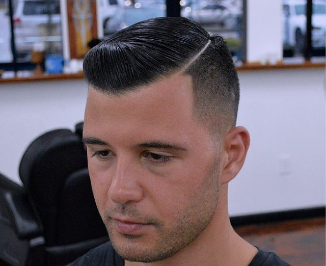 Boy haircuts to the side : 120 best New haircut images on Pinterest