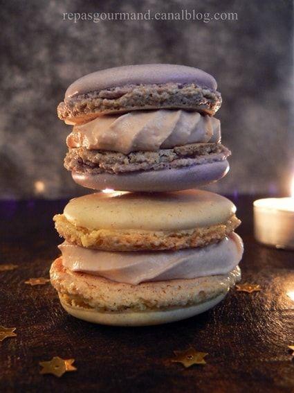 Recette de Macarons au foie gras : la recette facile