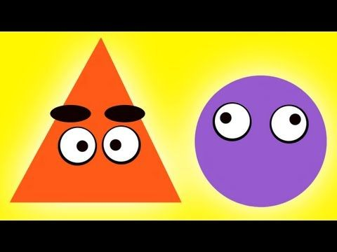 This video is a song about shapes and could be used for teaching students where shapes are in the environment. http://topnotchteaching.com/tuesday-teaching-tips/shape-song/