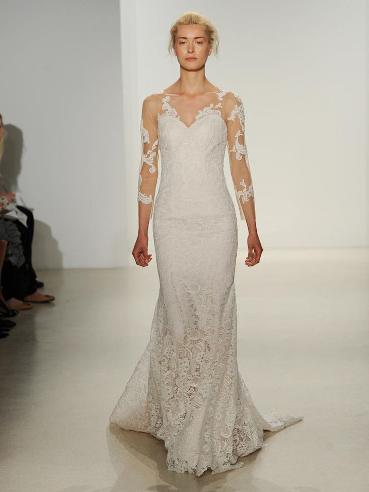 wedding dresses 2016 - Kelly Faetanini Spring 2016 Wedding Dresses | itakeyou.co.uk: