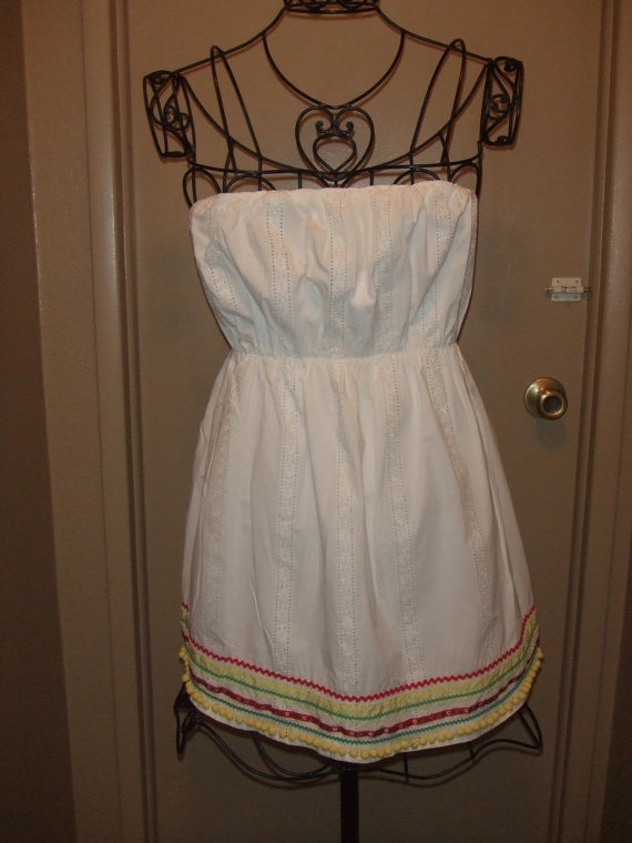 Mexican party dress
