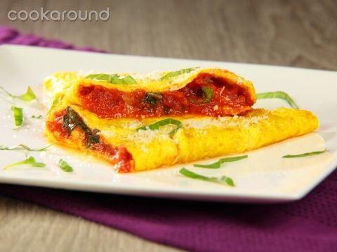 Omelette al pomodoro: Ricette di Cookaround | Cookaround