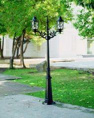 Lampioncino in alluminio Mod. CORDOBA