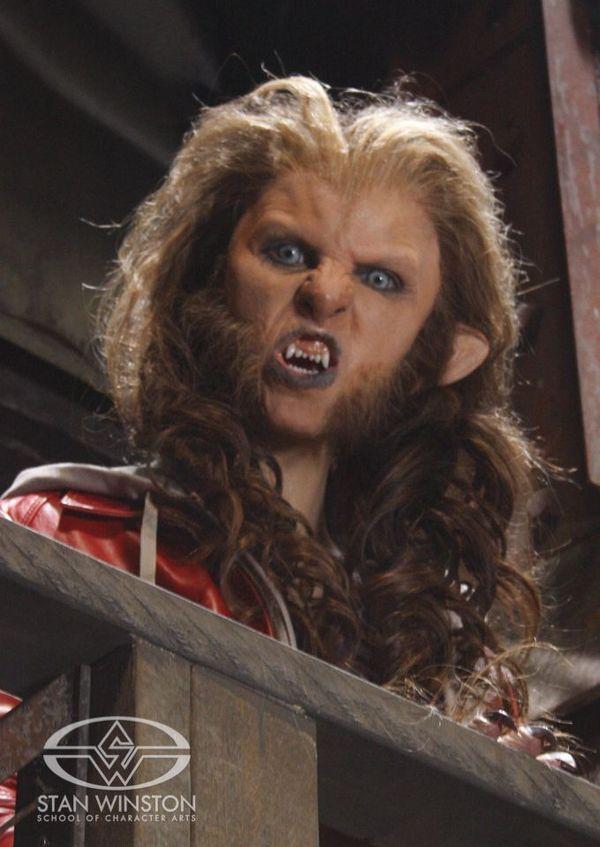 Wild Child Victoria Justice In Prosthetic Werewolf