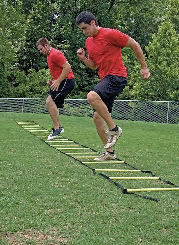 FitnessSanctum.com  -- Agility Ladder from Power Systems---15ft & 30ft----$50-$90--(fitnessssanctum.com...)