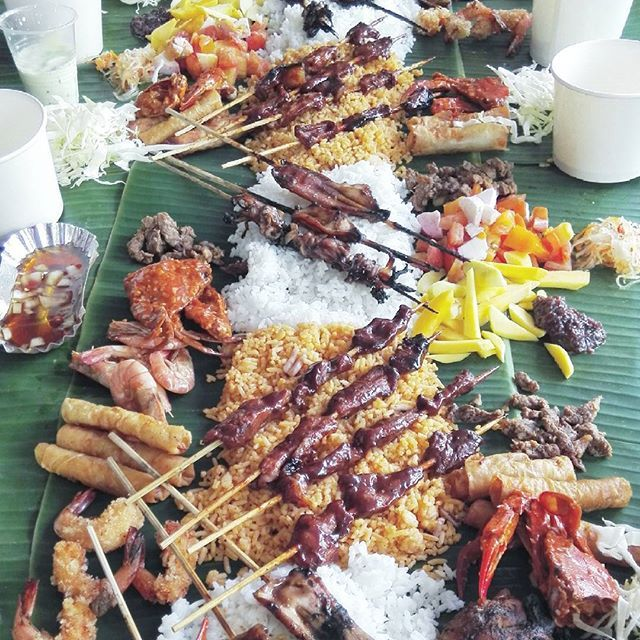 17 Best Images About Kamayan On Pinterest