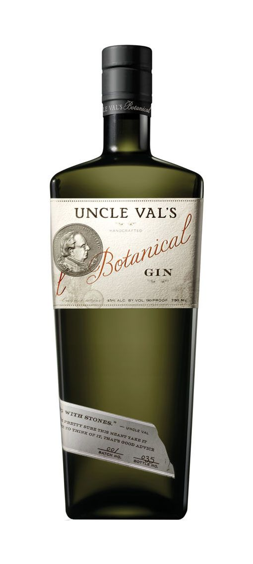 DRINK.CH Online Beverage Delivery Service Uncle Val's Small Batch Botanical Gin 75cl - Neuheiten   Your Personal Beverage Butler