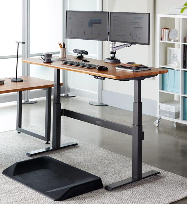 Electric Standing Desks Adjustable Sit Stand Workstations