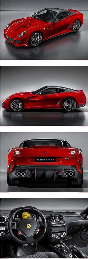 FERRARI 599 GTO ...repinned für Gewinner! - jetzt gratis Erfolgsratgeber sichern www.ratsucher.de